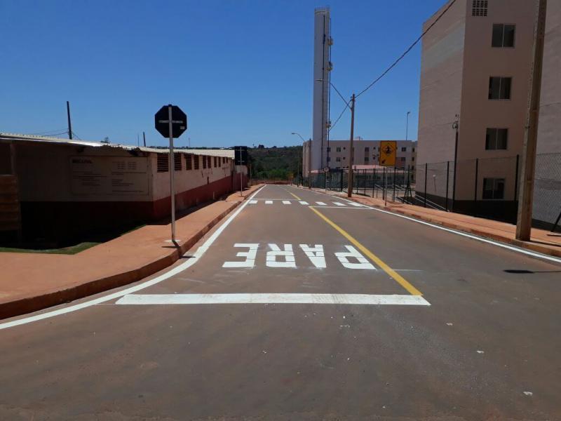 Empresas de sinalização de trânsito