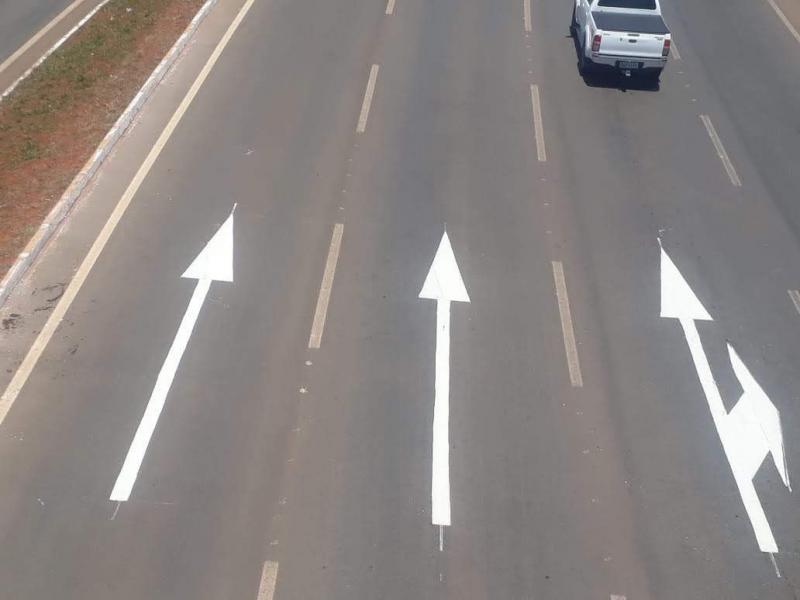 Sinalização viária de trânsito
