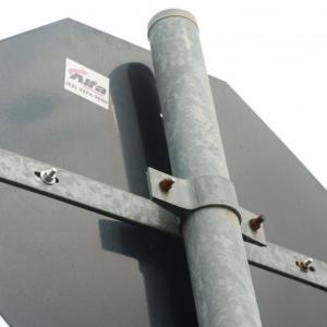 Coluna de sinalização