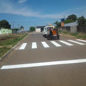 Serviço de sinalização de trânsito